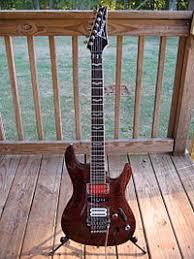 ibanez custom modified 2005 s470