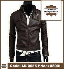 super stylish bike pure leather jacket