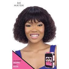 Mayde Beauty 100% Human Hair Wig - ALEXA - Jenny Beauty Supply