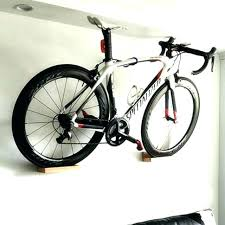 diy bike stand wood wall bike rack high duty beech wood bicycle stand bike rack wall