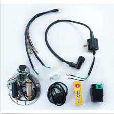 popular pit bike wiring harness buy cheap pit bike wiring harness Crf50 Pit Bike Wiring 125cc kick start dirt pit bike wire harness wiring loom cdi coil magneto xq(china 50Cc Pit Bike