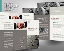 25 Examples Of Target Specific Trifold Brochure Design Top Design