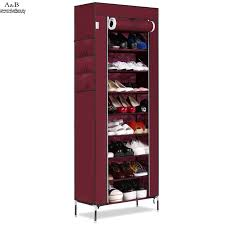 furniture for shoes. Homdox Shoe Cabinet Shoes Racks Storage Large Capacity Home Furniture Diy Simple Portable Rack Organizer For U