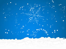 Ppt Background Blue Christmas Sale Powerpoint Templates Snowflakes Blue Free Mkles