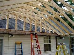 Building a Patio Cover Patio Cover Installation Part 1   YouTube also Best 25  Patio roof ideas on Pinterest   Outdoor pergola  Backyard likewise Best 25  Covered deck designs ideas on Pinterest   Patio deck together with Best 25  Patio roof ideas on Pinterest   Outdoor pergola  Backyard also Gable Roofs Houston  Dallas   Katy   Texas Custom Patios together with  furthermore How To Build A Gable Roof Over A Porch   thesouvlakihouse likewise Create Rafters for a Patio Roof   how tos   DIY moreover  likewise Best 25  Patio roof ideas on Pinterest   Outdoor pergola  Backyard moreover Patio Cover Plans   Build Your Patio Cover or Deck Cover. on design and build a patio roof to tie in