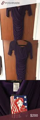 Pinup Girl Clothing Monica Dress In Purple Price Is Firm