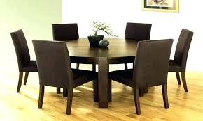 medium size of wooden dining table and 8 chairs seater dark wood solid round set room