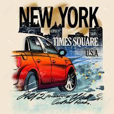 Dessin New York Banque D Images Vecteurs Et Illustrations Libres