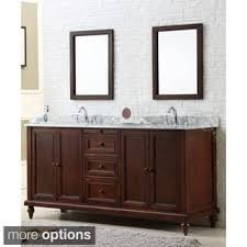 bathroom cabinets direct. direct. vanity sink 70-inch classic dark brown double cabinet bathroom cabinets direct