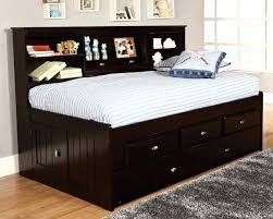twin size bed with storage underneath best these classy and stylish twin captain beds with storage