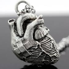 best anatomical heart pendant products
