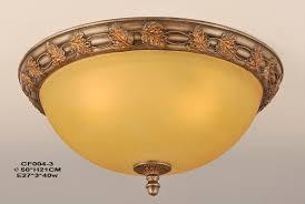 antique kitchen light fixtures ceiling flush mount larger image