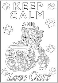 Keep Calm 28430 Keep Calm Disegni Da Colorare Per Adulti