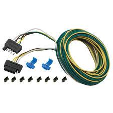 amazon com Trailer Brake Wiring Harness Trailer Wire Harness Flat 5 Pin #41