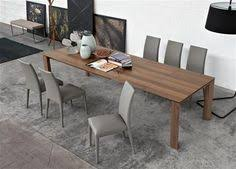 jc perreault salle à manger contemporaine calligaris anaïs furniture dining tablemodern