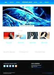 Gallery Website Template Free Masonry Is Mobile Music Download