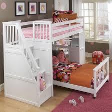 bedrooms. Girls Bunk Beds ...