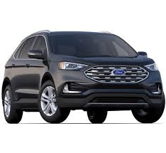 2019 Ford Edge Color Chart 2019 Ford Edge Colors W Interior Exterior Options