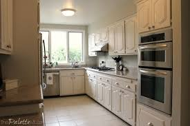 Paint White Kitchen Cabinets The Best Way To Paint Kitchen Cabinets The Palette Muse