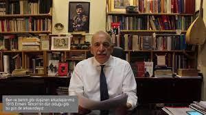 Mustafa Çalık'tan Tehcir Bildirisi - YouTube