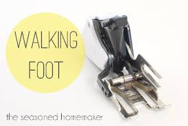 Walking Foot Sewing Machines