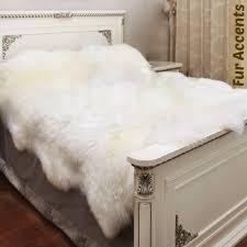 Faux Bearskin Rug Polar Bear Fur Rug Rugs Ideas