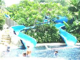 Super Tornado Slide And Trumpet Slides Pool For Water Park Equipment