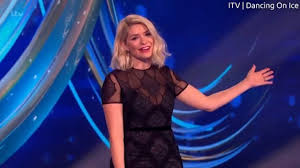 Holly willoughby has smashed it once again with her dancing on ice dress on sunday 3 february. Holly Willoughby S Dancing On Ice Look Causes Stir After Ofcom Backlash As Fans Praise Best Yet Chronicle Live