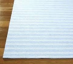 blue nursery rug light