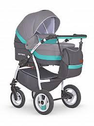 Купить детские <b>коляски 2 в</b> 1 для новорожденных в Новосибирске