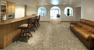 Painted basement floor ideas Stain Painting Basement Floor Ideas Thegoodcloset Painted Vinyl Basement Floor Ideas Flooring Home Improvement