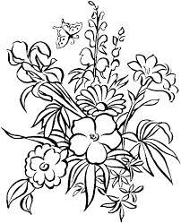 Free Flower Coloring Pages Flower Coloring Pages Free Printable Free