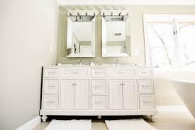White Bathroom Cupboard Bathroom Cabinets And Vanities Angies List