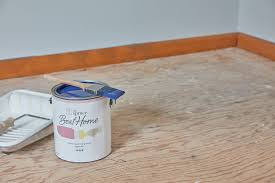 should you paint walls before or after