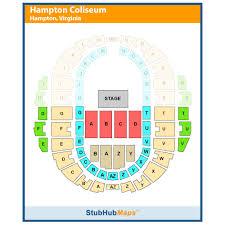 Hampton Coliseum Events And Concerts In Hampton Hampton