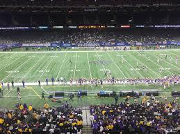 Superdome Section 337 New Orleans Saints Rateyourseats Com