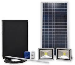 Solar Panel Led Lights 40w Solar Power System Mini Solar Panel For Solar Powered Lighting Kits