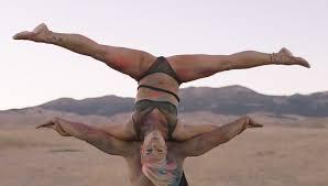 กายกรรม(Acrobatics)ปะหล่ะเพลง TRY