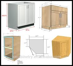 Small Picture China Made Best Materials For Modular Kitchen Cabinet Used Kitchen