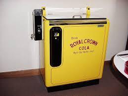 Rc Cola Vending Machines Sale Classy Soda Machines Bernies Restorations