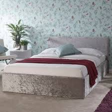 Haywards Heath Side Lift Upholstered Ottoman Bed