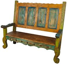 unique rustic furniture. Our Collection Of Unique Rustic Wood And Painted Benches Will Add Mexican Countryside Charm To Any Southwest Or Decor. Free Shipping Within The Furniture I