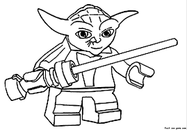Small Picture Lego Star Wars Coloring Pages Free Coloring Home