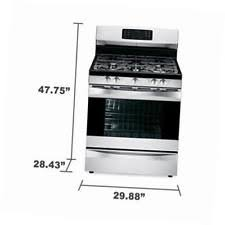 kenmore elite gas range. 75233 5.6 cu. ft. gas range with true convection in stainless steel, includes kenmore elite