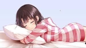 Saekano Megumi Kato Loop Dormindo ...