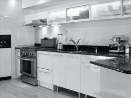 white kitchen black countertops white kitchen cabinets