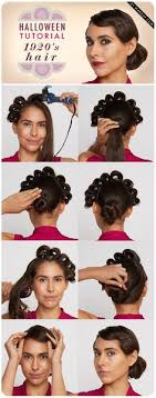 flappers flapper hair and long hair on