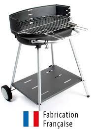 Barbecue Charbon De Bois R Tisserie Grill Pro Somagic Acier