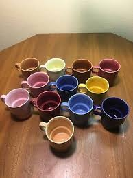 1.please don`t put the silicone ashtray near fire, in case of deformation! Vintage Japan Stacking Coffee Mugs 8 Oz Ceramic Set Of 12 Colorful Cups 34 99 Picclick
