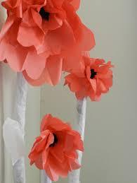 Flower Paper Mache Diy Giant Paper Mache Flowers Clouds Of Colour